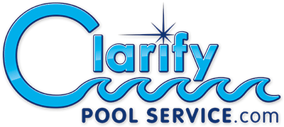 clarify pool service website logo